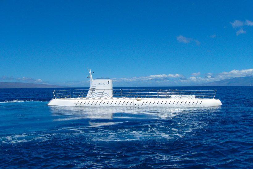 Barbados_2_Podmornica Atlantis v gibanju