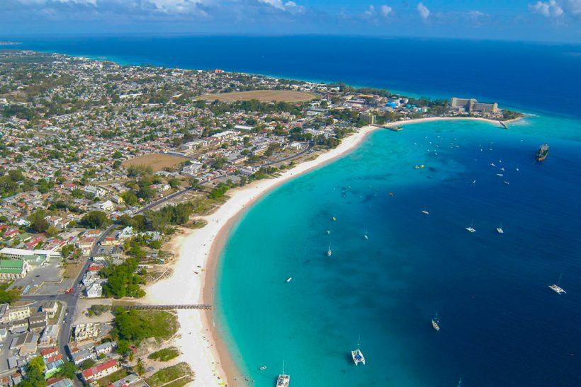 Barbados_3_Čudovit pogled na obalo otoka Barbados