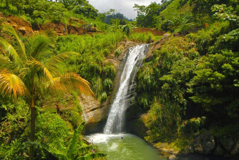 Grenada_1_Mogočni slap Concord