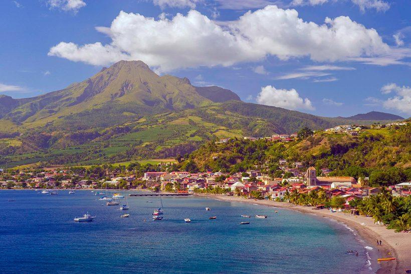 Martinique_1_Čudovit pogled na Saint-Pierre