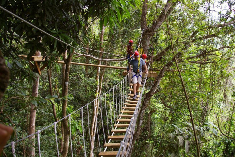 St_Lucia_1_Amazing and fun Treetop Adventure Park