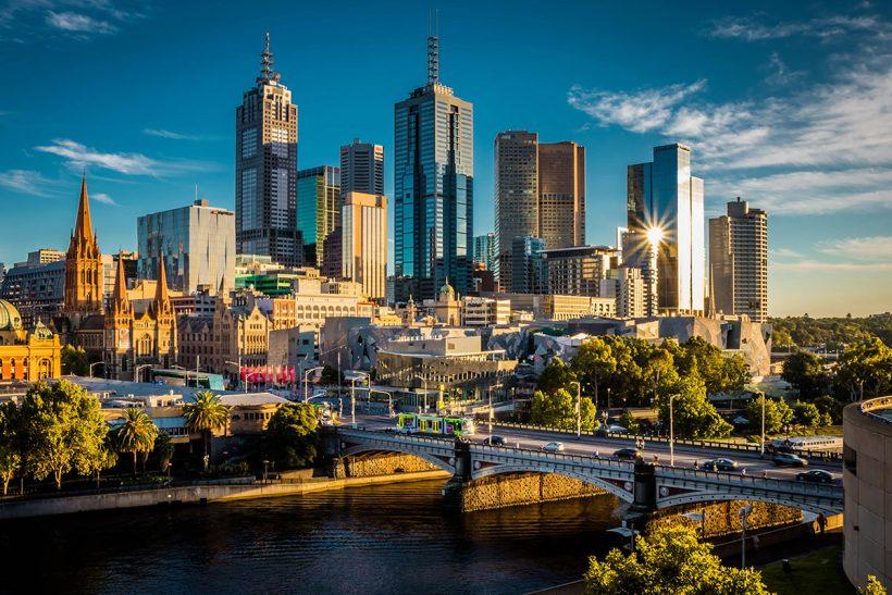 Hisa Potovanj Avstralija Melbourne 94