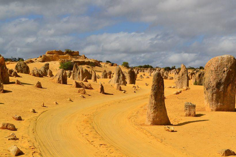 Hisa Potovanj Avstralija Zahodna Avstralija 100 Pinnacles