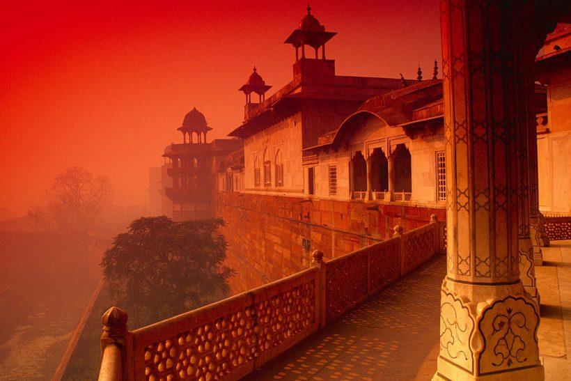 Hisa Potovanj Indija Agra 15 Red Fort