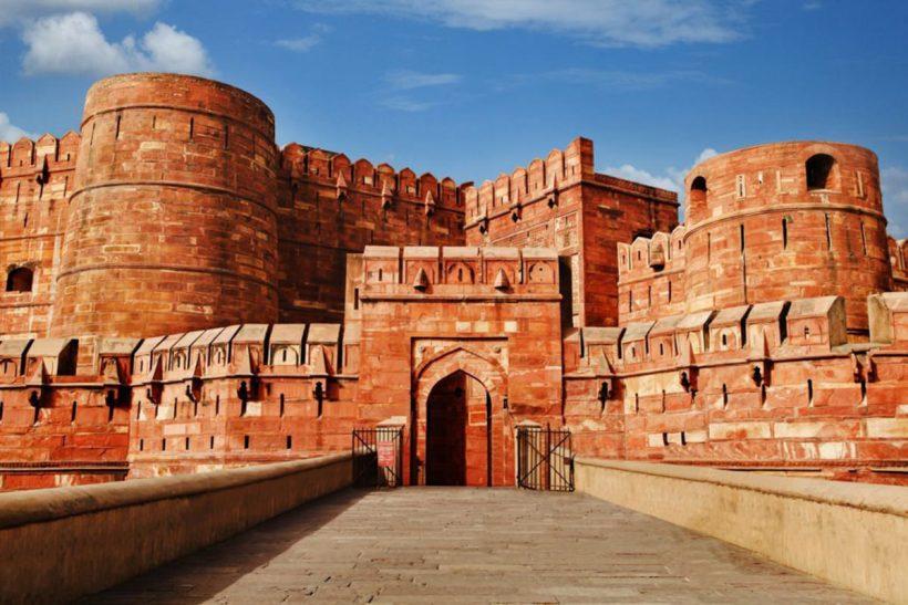 Hisa Potovanj Indija Agra 16 Red Fort