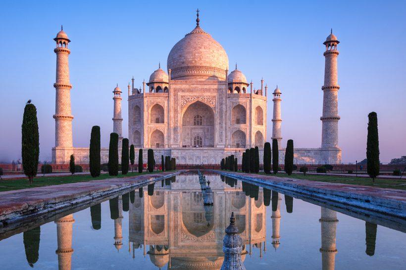Hisa Potovanj Indija Agra 1 Taj Mahal