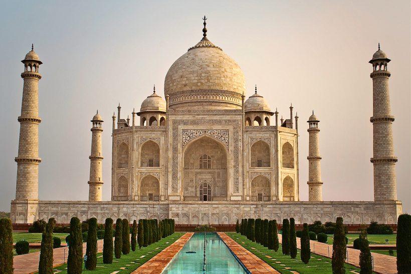 Hisa Potovanj Indija Agra 5 Taj Mahal