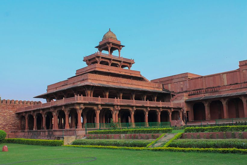 Hisa Potovanj Indija Fatehpur Sikri 1
