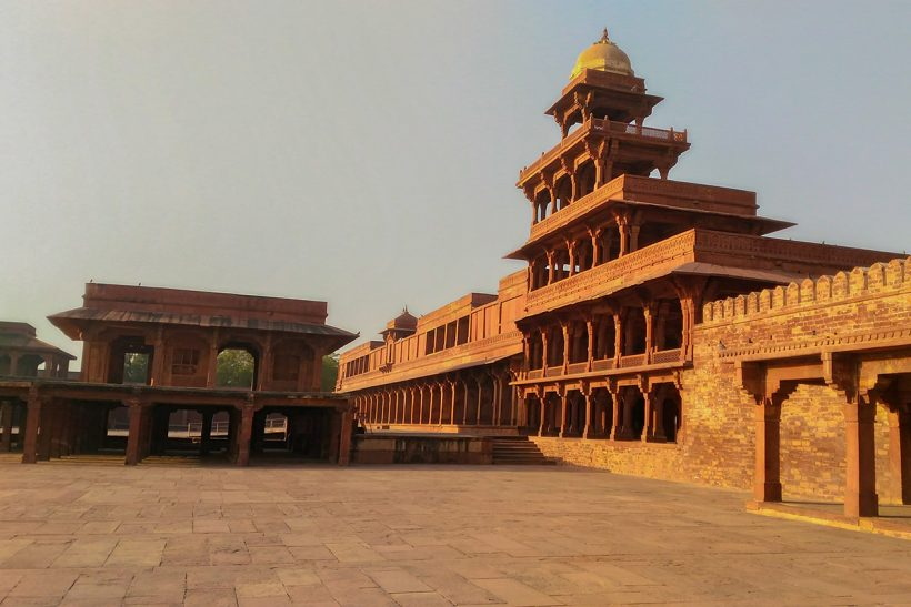 Hisa Potovanj Indija Fatehpur Sikri 3