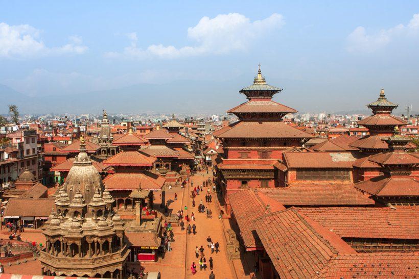 Hisa Potovanj Indija Kathmandu 3