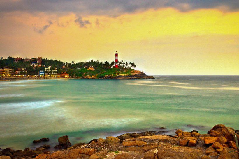 Paradise Of South India Kovalam