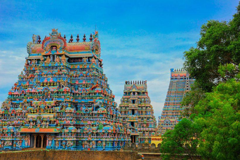 Hisa Potovanj Indija Madurai 6