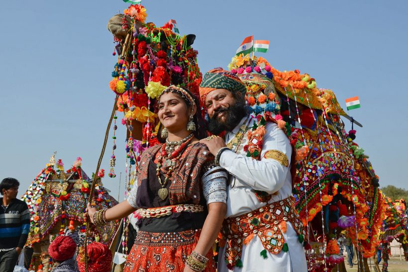 Hisa Potovanj Indija Pushkar 10