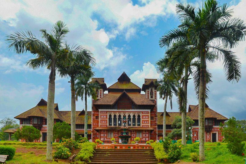 Hisa Potovanj Indija Trivandrum 5 Napier Museum
