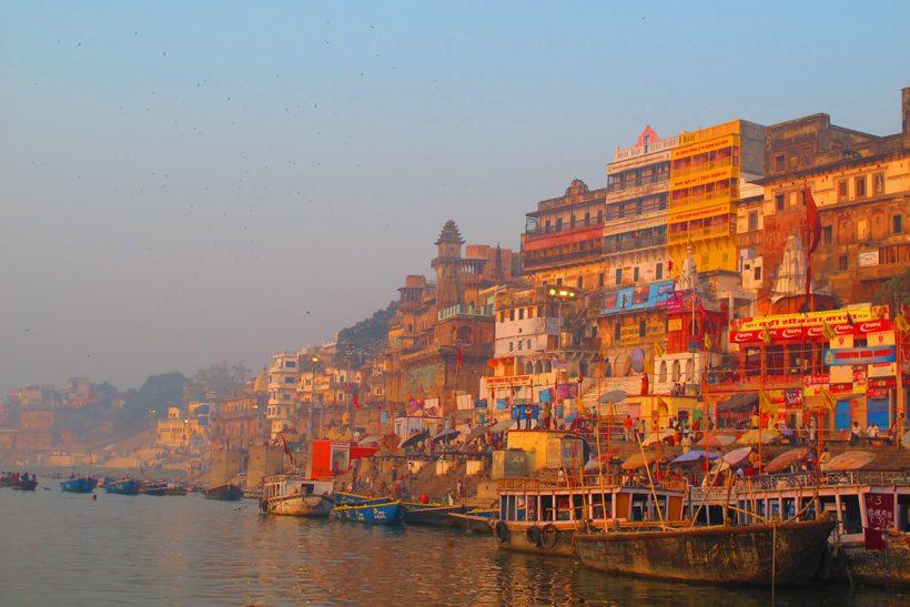 Hisa Potovanj Indija Varanasi 2