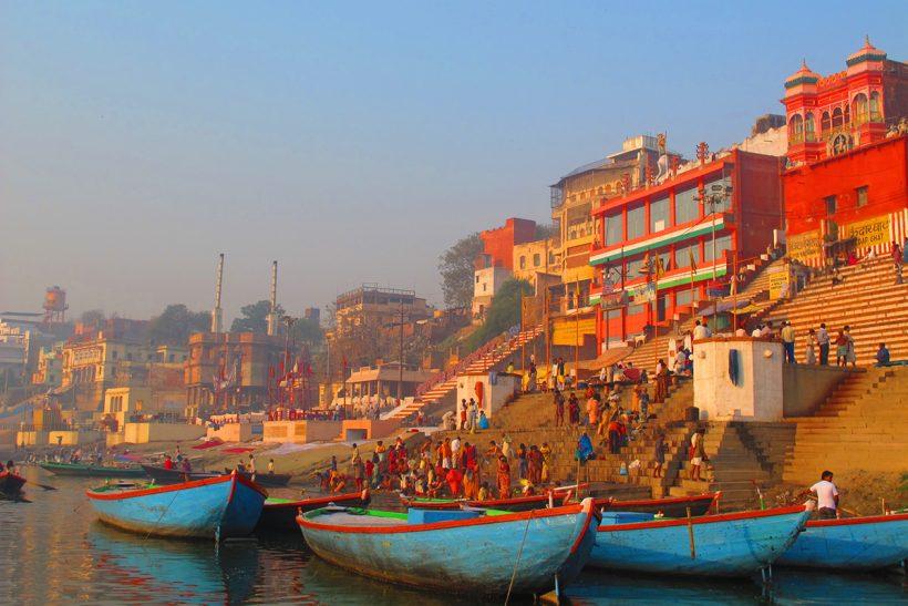 Hisa Potovanj Indija Varanasi 6