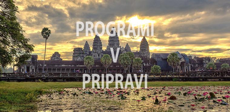 Hisa Potovanj Kambodza V Pripravi