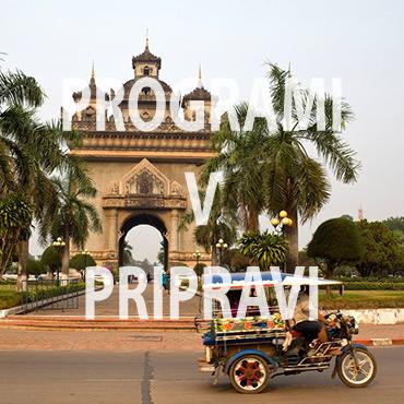 Hisa Potovanj Laos V Pripravi