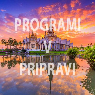 Hisa Potovanj Tajska V Pripravi