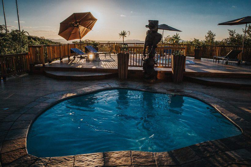 Hisa Potovanj J Afrika Hotel 25 Bazen Soncni Zahod