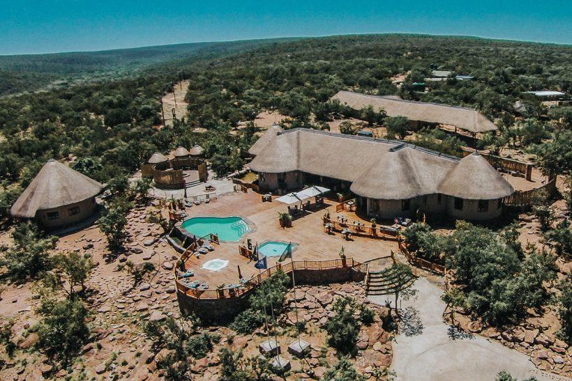 Hisa Potovanj J Afrika Hotel 9 Air