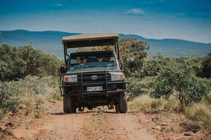 Hisa Potovanj J Afrika Skupina 44 Toyota