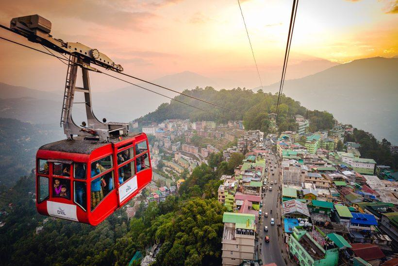 Hisa Potovanj Darjeeling Sikkim 006 Gangtok