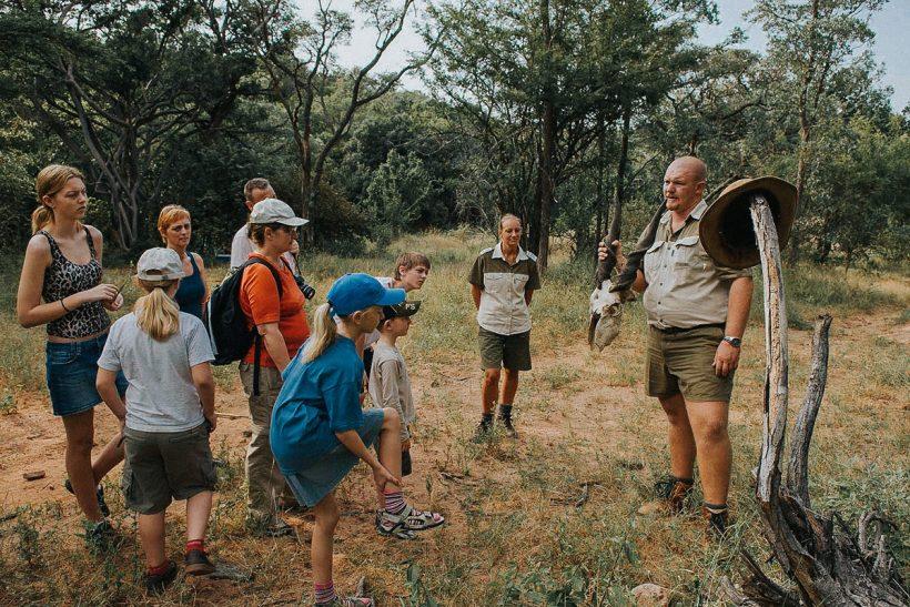 Hisa Potovanj J Afrika Skupina 33 Bush Walk