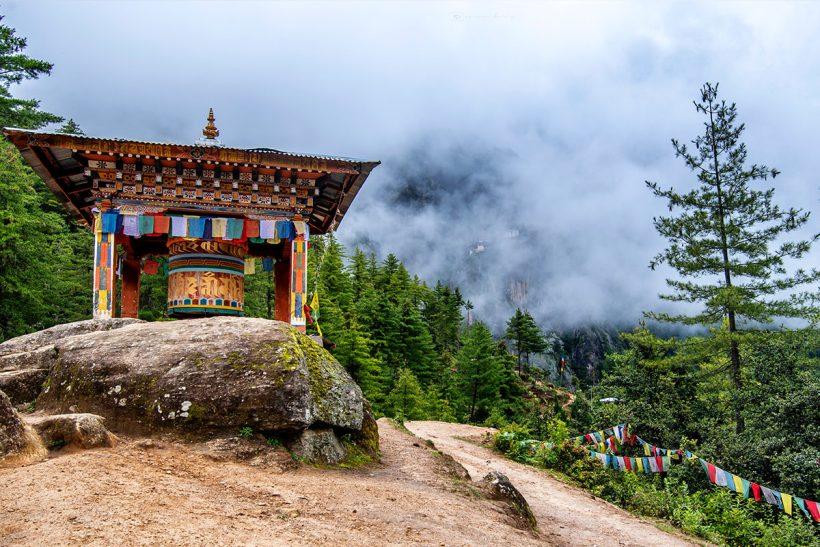Hisa Potovanj Butan 2