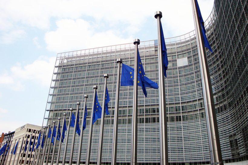 Hisa Potovaj Belgija Bruselj 033 EU Parlament Parliament