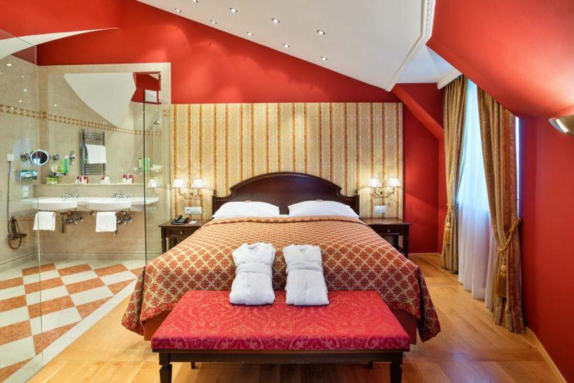 Hisa Potovanj Avstrija Dunaj 013 Hotel Soba Bozic