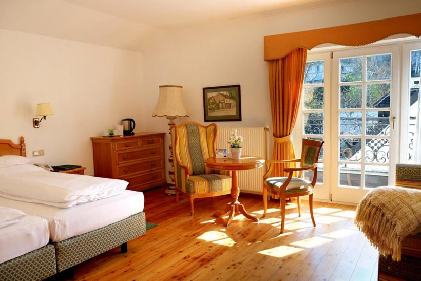 Hisa Potovanj Avstrija Dunaj 014 Hotel Soba Martinovo