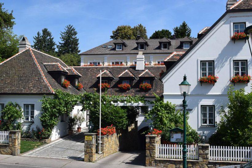 Hisa Potovanj Avstrija Dunaj 015 Hotel Martinovo