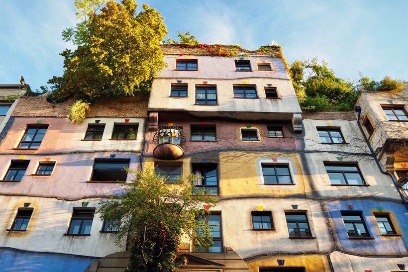 Hisa Potovanj Avstrija Dunaj 019 Hundertwasser