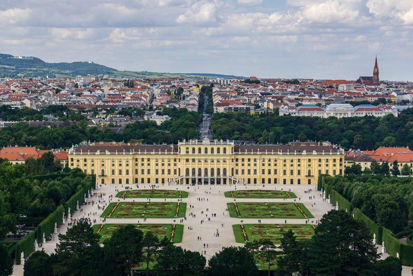 Hisa Potovanj Avstrija Dunaj 021 Schonbrunn
