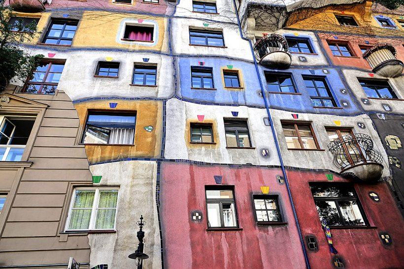 Hisa Potovanj Avstrija Dunaj 026 Hundertwasser