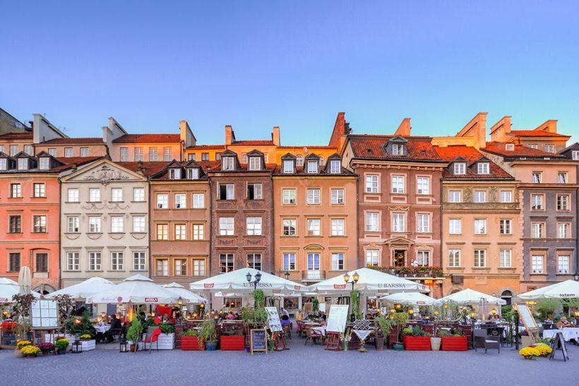 Hisa Potovanj Poljska Varsava 038