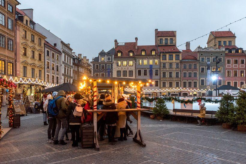 Jarmark Świąteczny Na Starym Mieście Christmas Market In The Old Town 1 65 Hisa Potovanj