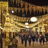 Ul. Nowy Świat, Iluminacje Nowy Świat Street, Illuminations 59 Hisa Potovanj