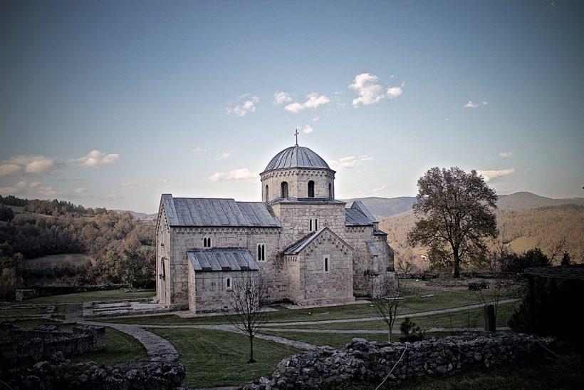 Hisa Potovanj Srbija Po Dolini Kraljev 04 Samostan Gradac