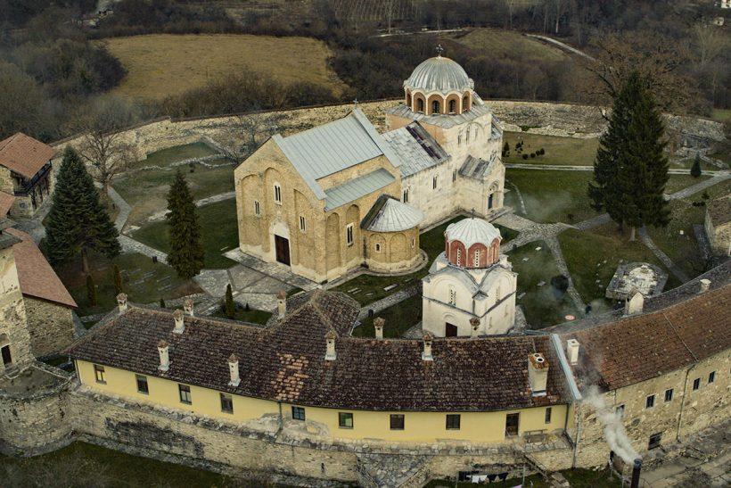 Hisa Potovanj Srbija Po Dolini Kraljev 06 Samostan Studenica
