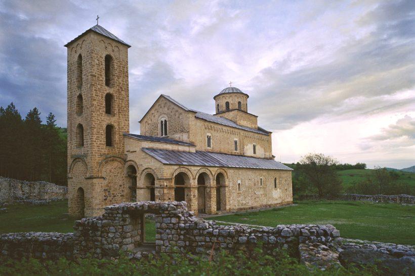 Hisa Potovanj Srbija Po Dolini Kraljev 10 Samostan Sopocani