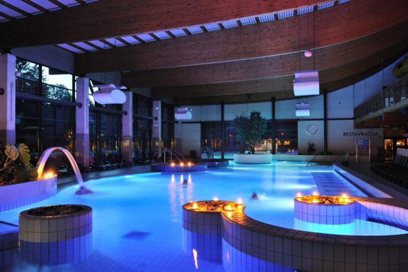 Hisa Potovanj Hotel Balnea Dolenjske Toplice 005 Bazen